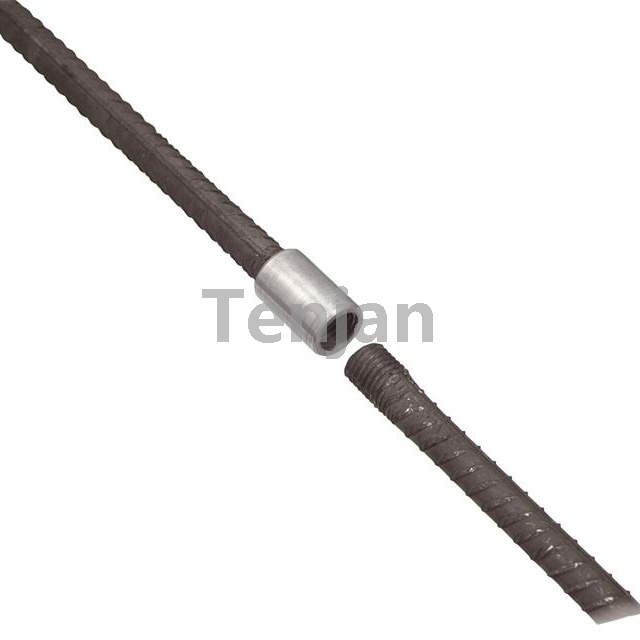 Rolling Straight Thread Rebar Coupler